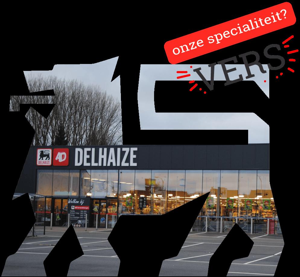 Delhaize Geraardsbergen Specialiteit Vers